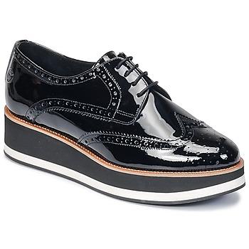 Schuhe Damen Derby-Schuhe Betty London HENRIETTE Schwarz