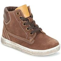 Schuhe Jungen Sneaker High Chicco CLOVER Braun