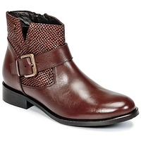 Schuhe Damen Boots Hush puppies DORAN Braun