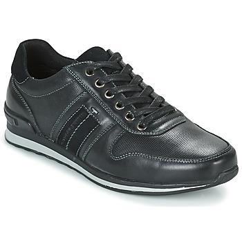 Schuhe Herren Sneaker Low Hush puppies PISHUP Schwarz