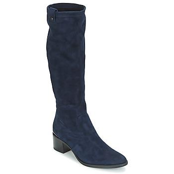 Schuhe Damen Klassische Stiefel JB Martin ENCRE Marine