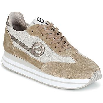 Schuhe Damen Sneaker Low No Name EDEN JOGGER Dune / Grau