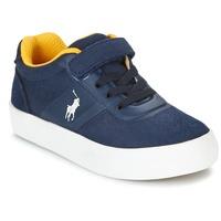 Schuhe Kinder Sneaker Low Ralph Lauren HANFORD HM EZ Marine