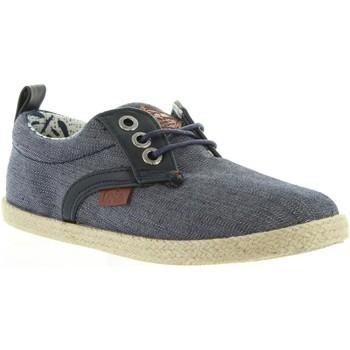 Schuhe Jungen Halbschuhe Lois Jeans 60044 Azul