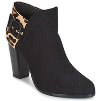 Schuhe Damen Low Boots Dune London OAKLEE Schwarz