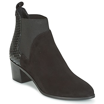 Schuhe Damen Low Boots Dune London OPRENTICE Schwarz