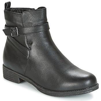 Schuhe Damen Boots Wildflower MADRIEL Schwarz