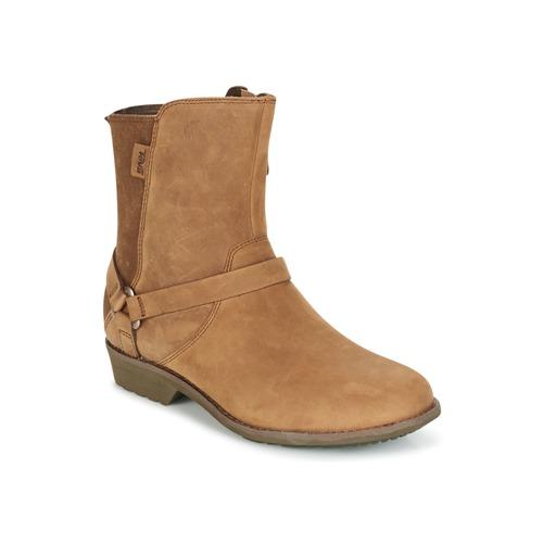 Teva DE LA VINA DOS Braun  Schuhe Boots Damen 95,20