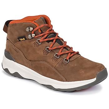 Schuhe Herren Sneaker High Teva ARROWOOD UTILITY MID Braun