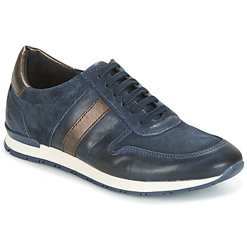 Schuhe Herren Sneaker Low Casual Attitude HARCHUS Marine