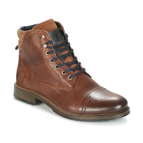 Casual Attitude HOKES Braun  Schuhe Boots Herren 89,99