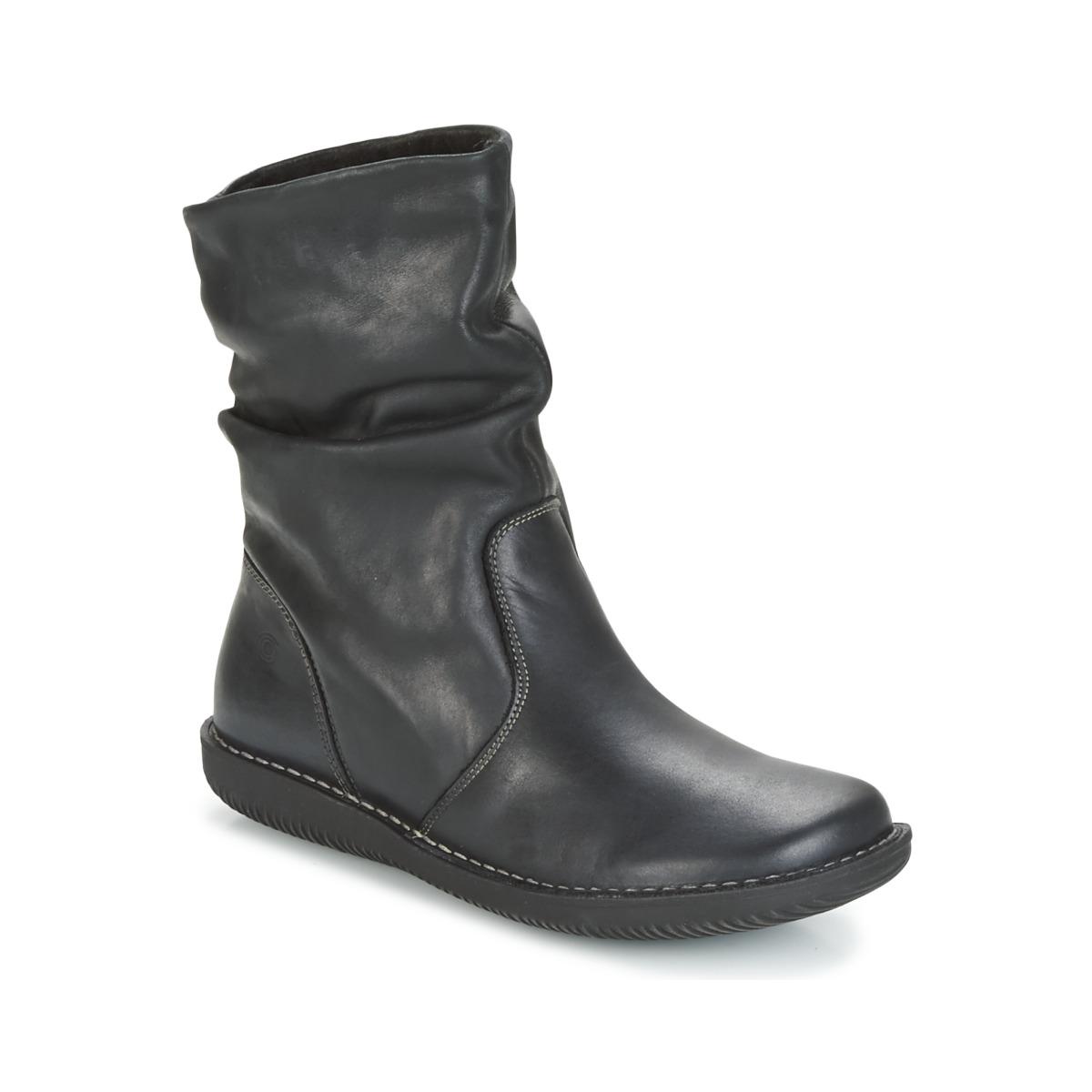 Casual Attitude HAPANO Schwarz - Kostenloser Versand bei Spartoode ! - Schuhe Boots Damen 94,99 €
