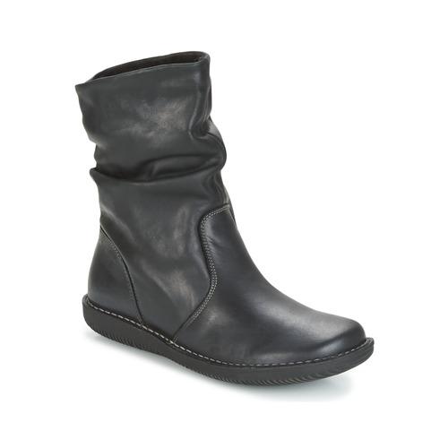 Casual Attitude HAPANO Schwarz  Schuhe Boots Damen 94,99