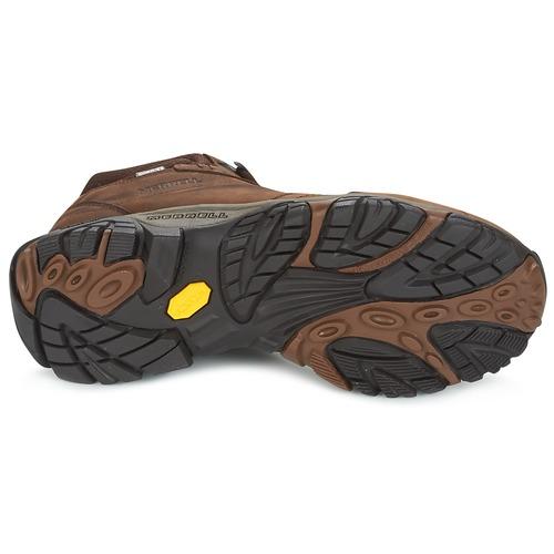 Merrell MOAB VENTURE MID Herren WTPF Braun  Schuhe Boots Herren MID 159 6f4744