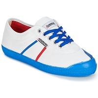 Schuhe Herren Sneaker Low Kawasaki BASIC FANTASY Weiss / Blau