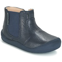 Schuhe Kinder Boots Start Rite FIRST CHELSEA Marine