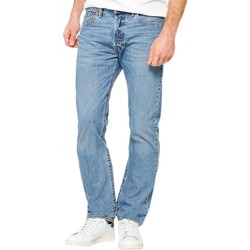 Kleidung Herren Straight Leg Jeans Levi's Jeans  501 Original Fit Performance Cool Andes