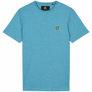 Kleidung Herren T-Shirts Lyle & Scott T-Shirt  3 Colour Mouline Grün