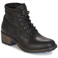 Schuhe Damen Klassische Stiefel PLDM by Palladium CARTHY CMR Schwarz