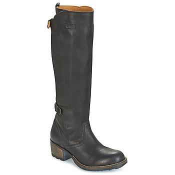 Schuhe Damen Klassische Stiefel PLDM by Palladium CUBWAY CMR Schwarz