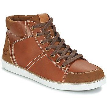 Schuhe Herren Sneaker High Skechers MENS USA Camel