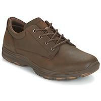Schuhe Herren Sneaker Low Skechers MENS USA Braun
