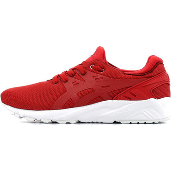 Schuhe Sneaker Low Asics Gel Kayano Trainer EVO Rot