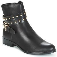 Schuhe Damen Boots Buffalo NIPATE Schwarz