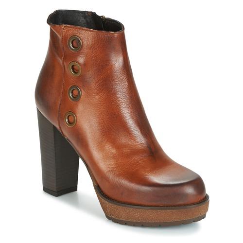 Sweet Lemon SEDRIA Braun Schuhe Low Boots Damen 155