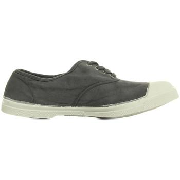 Schuhe Damen Sneaker Bensimon Tennis Lacets Grau