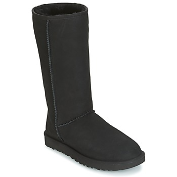 Schuhe Damen Klassische Stiefel UGG CLASSIC TALL II Schwarz