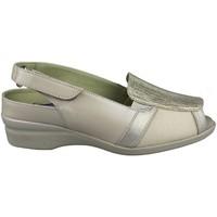 Schuhe Damen Sandalen / Sandaletten Dtorres ROCIO E1 BEIGE
