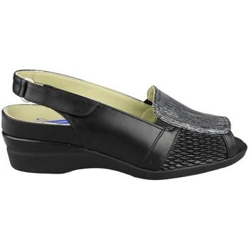 Schuhe Damen Sandalen / Sandaletten Dtorres ROCIO E1 BLACK