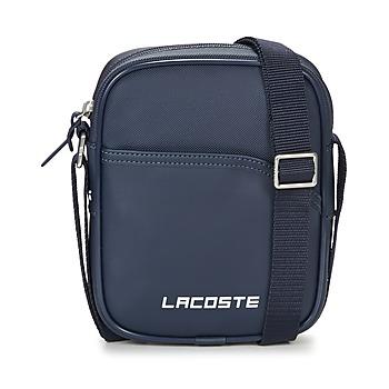 Taschen Herren Geldtasche / Handtasche Lacoste ULTIMUM Marine