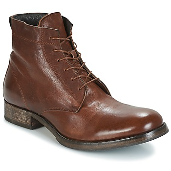 Schuhe Herren Boots Moma CUSNA COPPER Braun