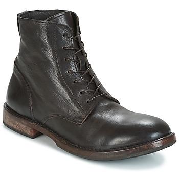 Schuhe Herren Boots Moma CUSNA T MORO Braun