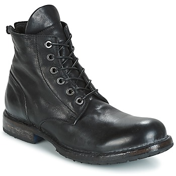 Schuhe Herren Boots Moma CUSNA NERO Schwarz