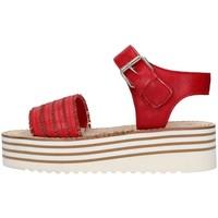 Schuhe Damen Sandalen / Sandaletten Zoe Cu50/07 rot