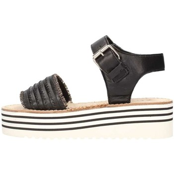 Schuhe Damen Sandalen / Sandaletten Zoe Cu50/07 schwarz