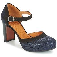 Schuhe Damen Pumps Chie Mihara TISA Blau