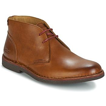 Schuhe Herren Boots Kickers MISTIC Camel