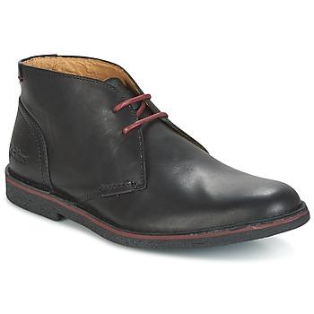 Schuhe Herren Boots Kickers MISTIC Schwarz