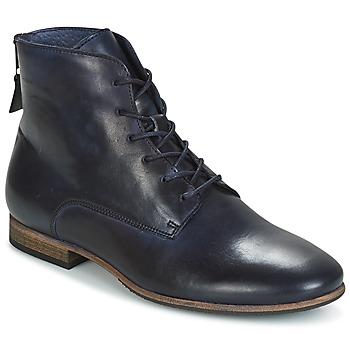 Schuhe Damen Boots Kickers GAMEGIRL Marine