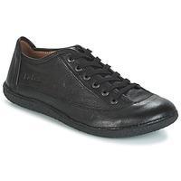 Schuhe Damen Derby-Schuhe Kickers HOLLYDAY Schwarz