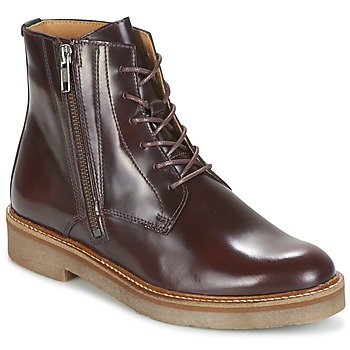 Schuhe Damen Boots Kickers OXFOTO Bordeaux