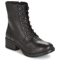 Schuhe Damen Boots Kickers REKABBY Schwarz