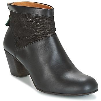 Schuhe Damen Low Boots Kickers SEETY Schwarz