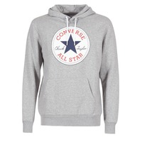 Kleidung Herren Sweatshirts Converse CORE GRAPHIC PULLOVER HOODIE Grau