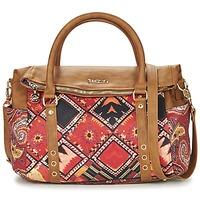 Taschen Damen Handtasche Desigual BOLS_LOVERTY  BOHO Camel / Multifarben