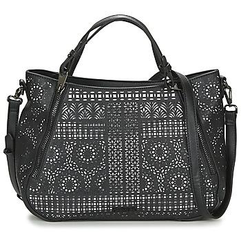 Taschen Damen Handtasche Desigual BOLS_SANTA LUCIA SANDRA Schwarz